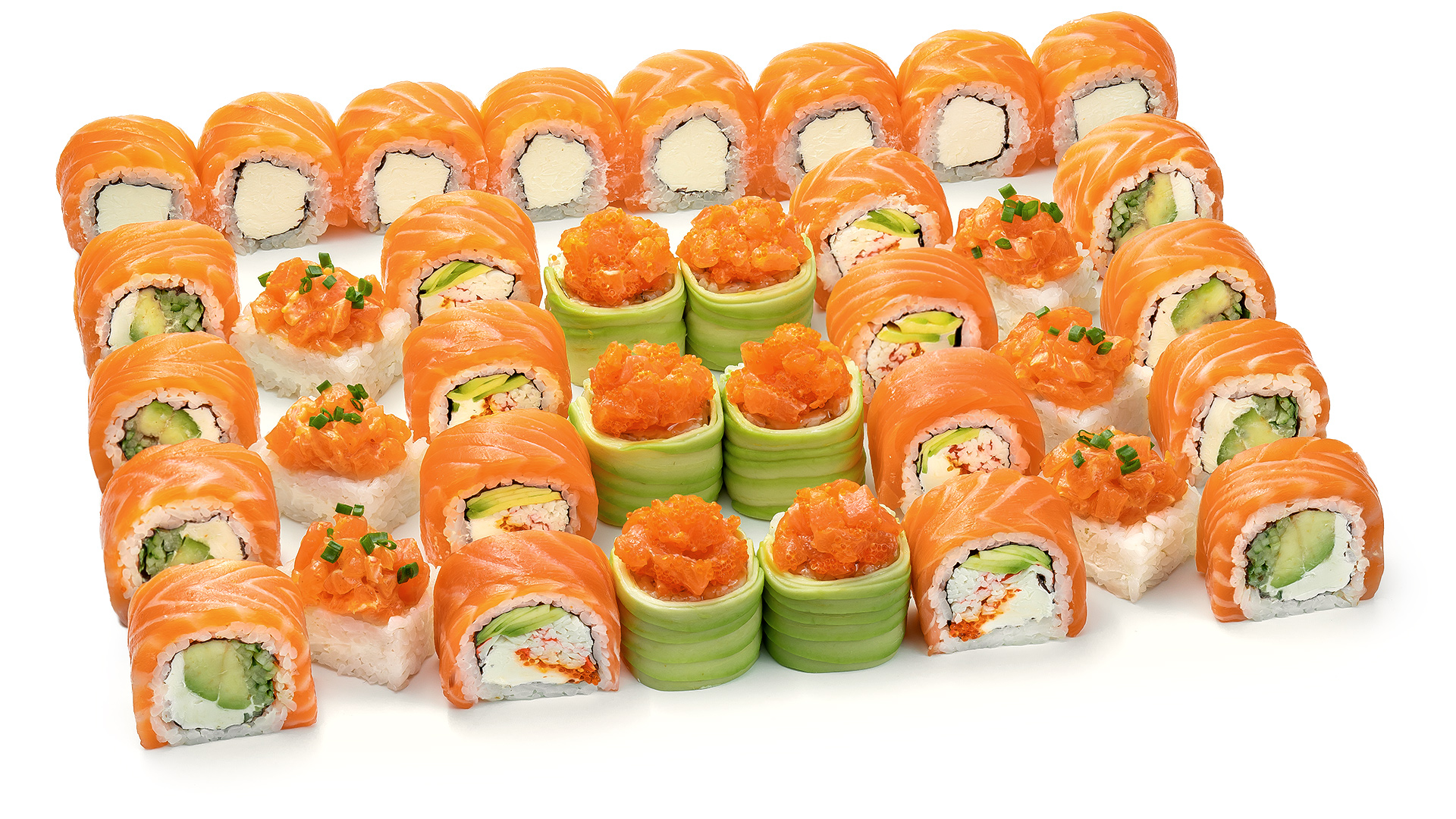 Доставка суши Одесса - «Суши и Лапша» заказать суши в Одессе на дом или в  офис